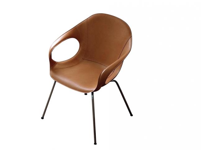 Kožená židle Elephant