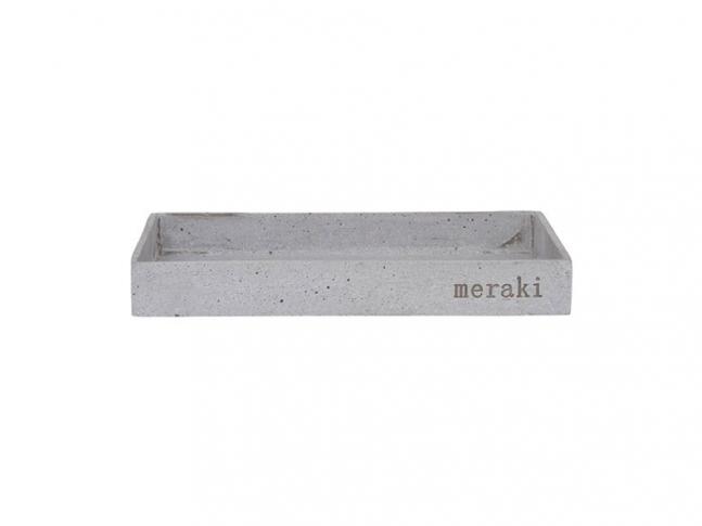 Meraki Concrete Tray
