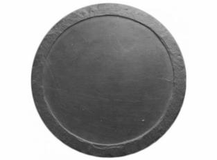 Lupeck břidlicový talíř simple ø30cm
