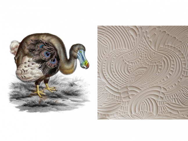 Extinct Animals - Dodo Pavone