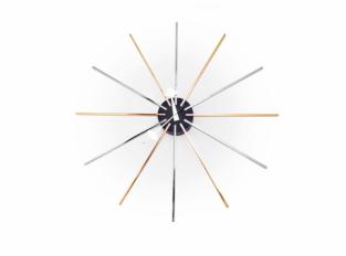 Hodiny Vitra Star Clock