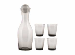 LOOOOX set decanter + sklenky