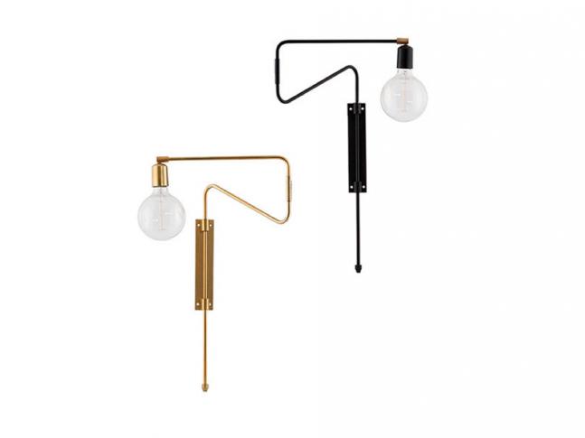 Nástěnná lampa House Doctor Swing