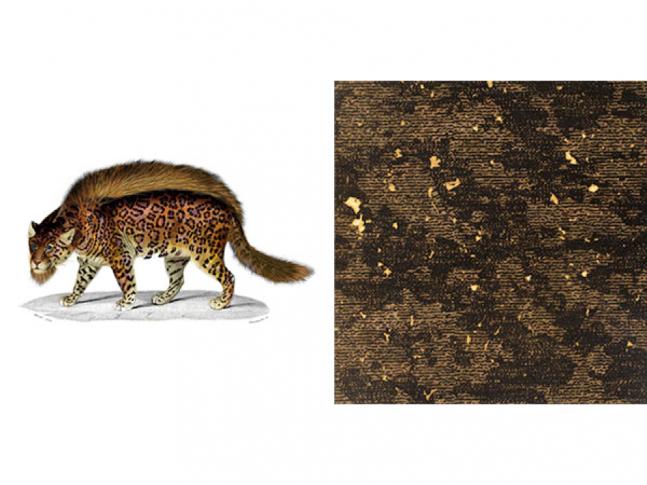Extinct Animals - Bearded Leopard