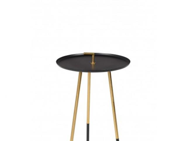 LOOOOX odkládací stolek s kličkou odkladaci-stolek-rumbi-black