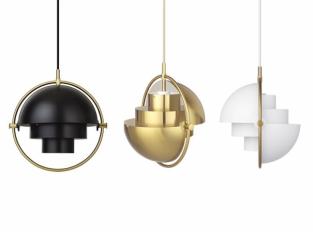 Závěsné svítidlo Gubi Multi-Lite Small