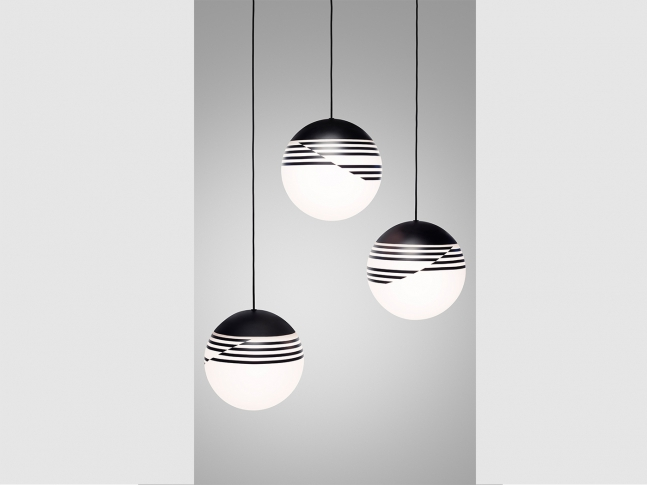 Lee Broom OPTICAL - závěsná lampa