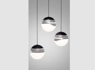 Lee Broom OPTICAL - závěsná lampa