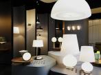 Stolní lampa FONTANA
