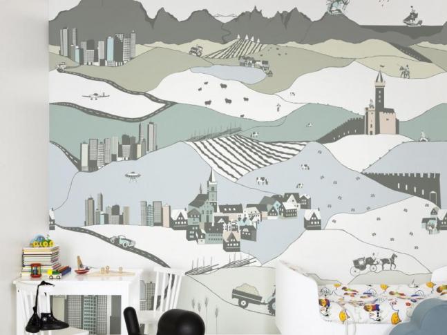 Mr Perswall - My Village