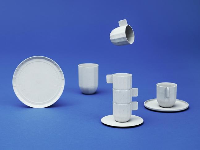 Paper Porcelain