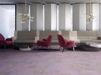 Koberce Freestile - Paris Kobercové čtverce s inovativním designem Paris od Object Carpet, barva 1604.