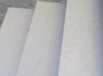 Lité terrazzo podlahy Pavilux Schody ve stylu benátského terrazza - Pavilux overlay, dodavatel BOCA Praha.