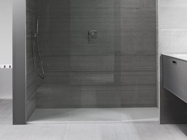 Sprchová vana Flat_L