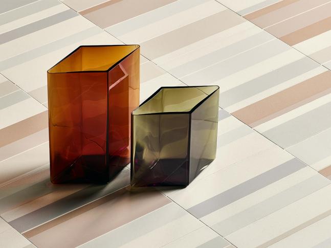 Kolekce keramických dlaždic PIANO