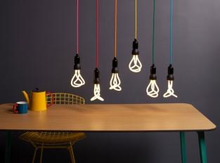 Úsporné žárovky a svítidla Plumen