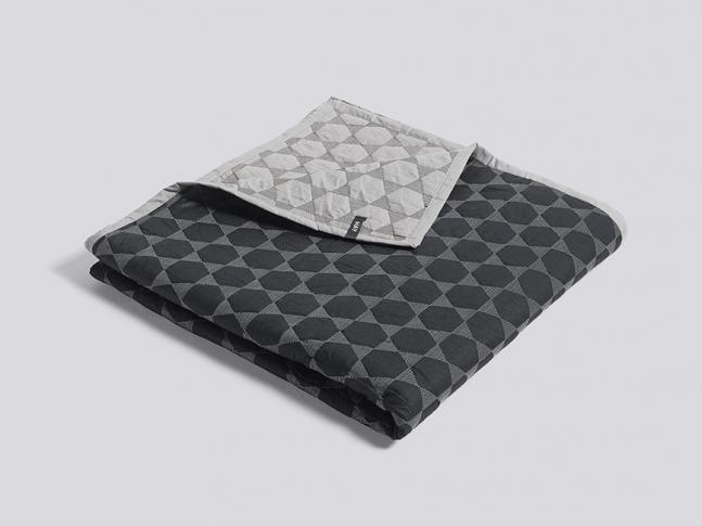 Polygon Quilt Polygon black