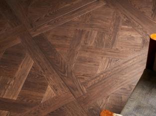 Dřevěná mozaika Mardegan Quadrotte