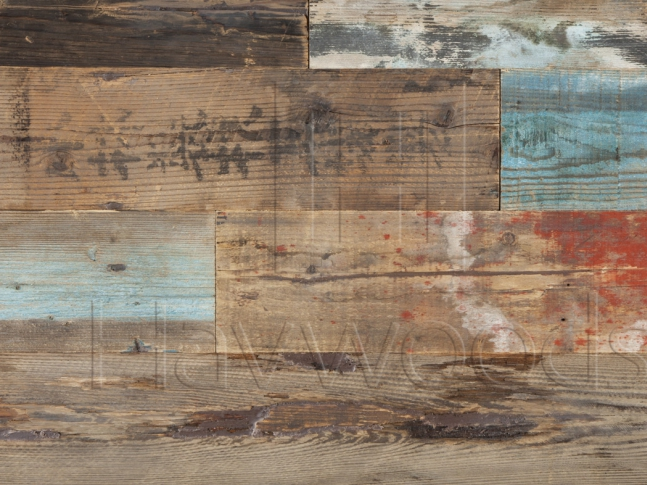 Havwoods - Organic Painted Pine Rustic