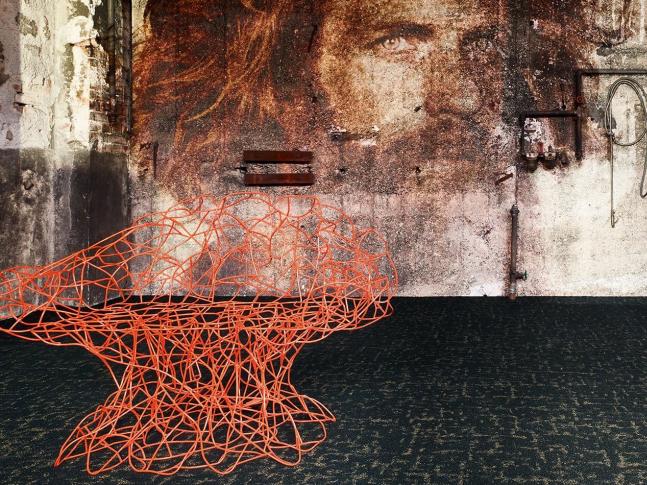 Designový koberec Reef z recyklovaného vlákna