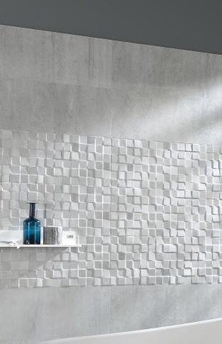 Obklad Mosaico rodano acero