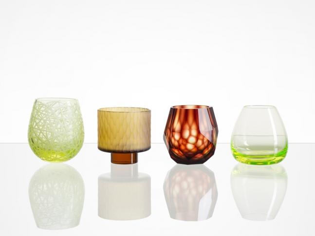 Kompozice sklenic