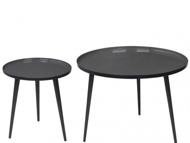 LOOOOX nízký kulatý stolek M round-coffee-table-jelva