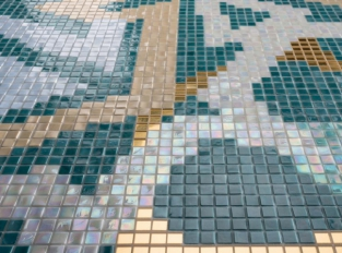 Mosaico+ Royal Waves