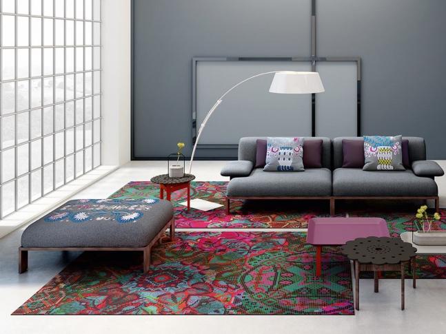 Designový kusový koberec RugXstyle Marrakesh Designové kusové koberce RugXstyle snesou vysokou zátěž.