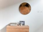 Zrcadlo Notre Monde Bronz Heavy Aged