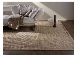 Samoa - přírodní sisalovo-vlněný koberec