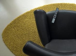 Kusový koberec Fletco rug v různých tvarech