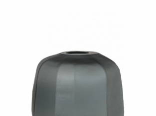 LOOOOX hranatá váza sklo S
