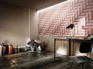 Shades of blinds od Iris Ceramica