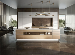 Kuchyně SieMatic Pure