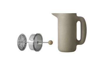 Frenchpress Push Coffee Maker