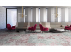 Koberce Freestile - Antwerp Kobercové čtverce s inovativním designem Antwerp od Object Carpet, barva 0104.