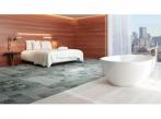 Koberce Freestile - Helsinki Kobercové čtverce s inovativním designem Helsinki od Object Carpet, barva 0801.