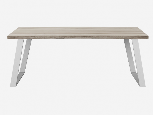 Stůl VANCOUVER s kovovými nohami