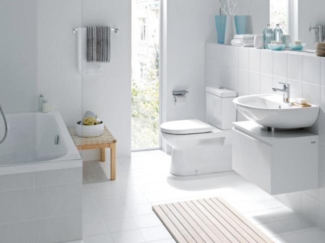 Záchodová mísa LAUFEN PRO