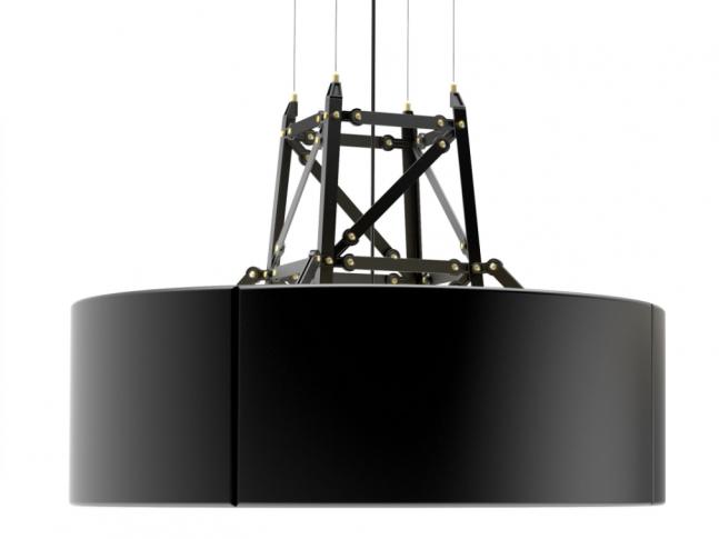 Závěsná lampa CONSTRUCTION LAMP L