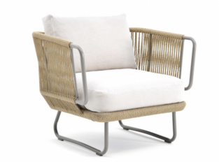 Křeslo BABYLON LOUNGE CHAIR