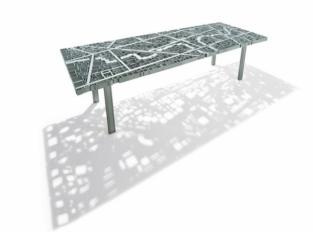 Stůl Baghdad