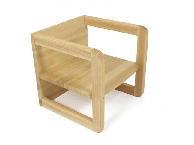 Židle/stůl Hugo