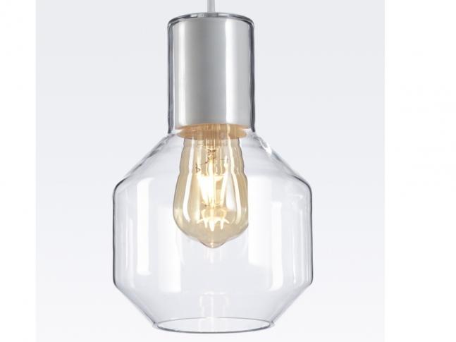 Svítidlo Modern Glass Barrel