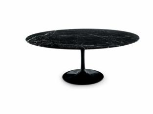 Oválný konferenční stolek Tulip