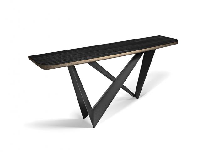 Stůl Westin Wood + Keramik