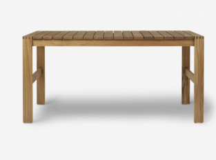 Venkovní jídelní stůl BK15
