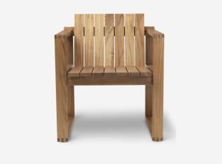 Venkovní židle BK10