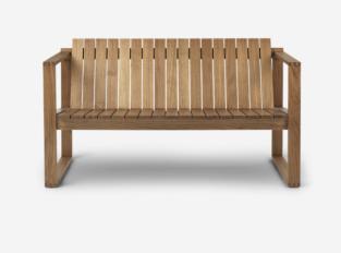 Venkovní lavice BK12